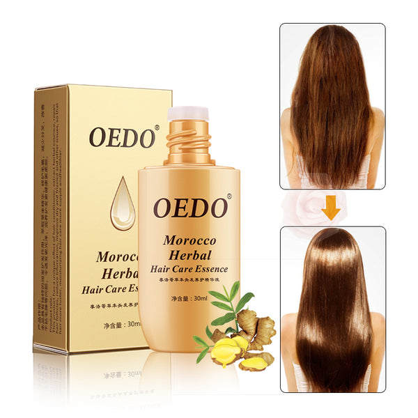 Morocco Herbal Ginseng Hair Care Essence Treatment for Men and Women