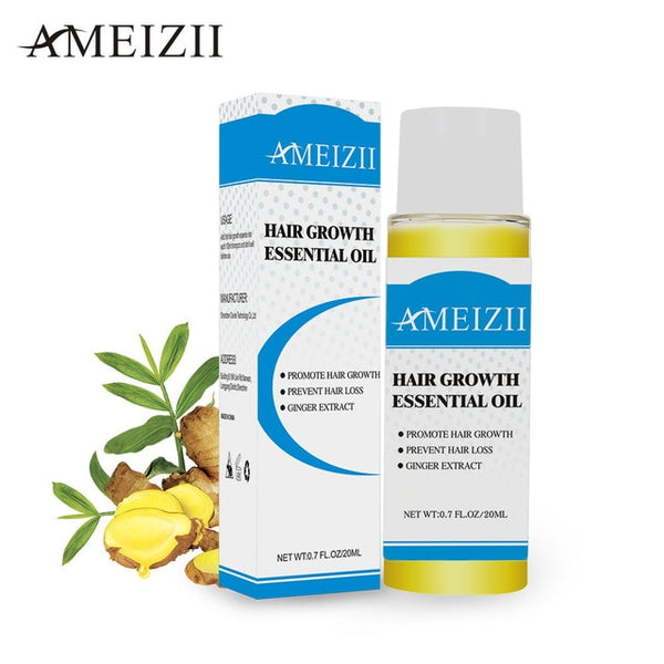 AIMEIZII Hair Care Hair Growth Essential Oils