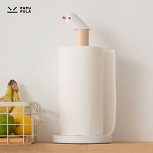 Load image into Gallery viewer, Where Are You From——Birdie Paper Towel Holder