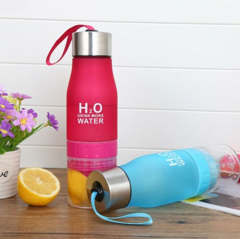 Easy-To-Use Fruit Infusing Water Bottle