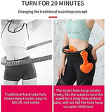 Smart Thin waist ring Auto-Spinning Hoop for Weight Loss,Exercise & Burning Fat - E.Y.U Store