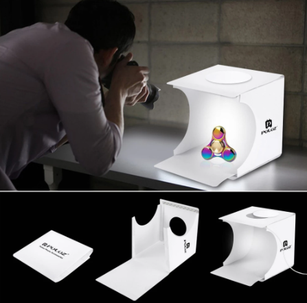 Lightbox Folding Portable Photo Studio