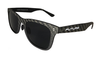Full Carbon Fibre Sunglasses | Polarised Midnight Black - E.Y.U Store