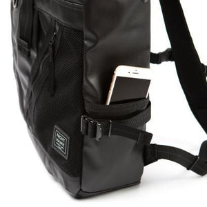 NIGHTHAWK ROLLTOP BACKPACK - BLK
