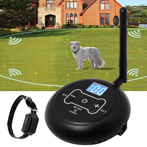 Wireless Electronic Dog Fence System Waterproof