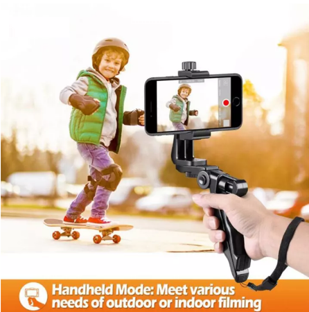 Handheld Smart Gimbal Stabilizer for Smartphone - E.Y.U Store