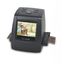 All-In-One Film and Slide Scanner