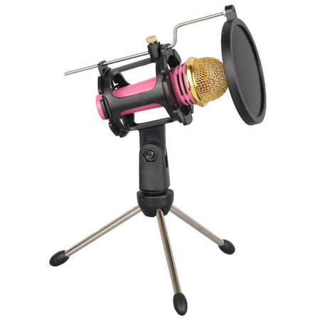 newMic Arm Stand Microphone Suspension Boom
