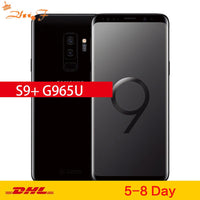 "Samsung Galaxy S9 Plus S9+ G965U Original Unlocked LTE Cell Phone Octa Core 6.2"" Dual 12MP 6GB RAM 64GB ROM NFC Snapdragon 845 - E.Y.U Store"