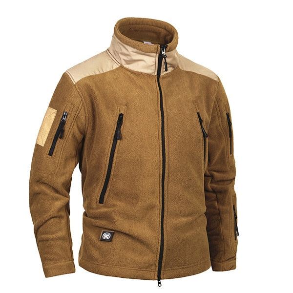 Thicken Warm Military Army Fleece Jacket - E.Y.U Store