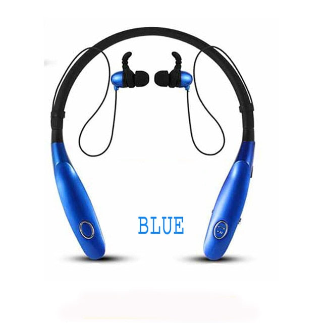Bluetooth Earphone 34Hr Wireless Headphones Running Sports Bass Sound Earphone With Microphone For Iphone Xiaomi Earbuds - E.Y.U Store