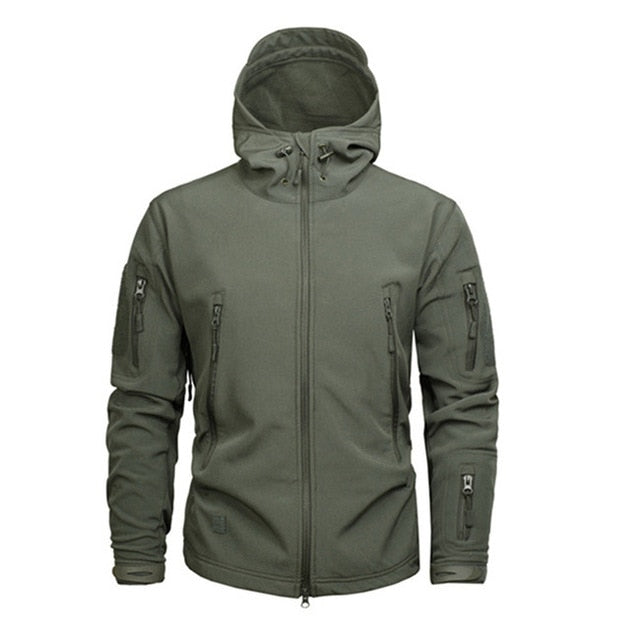 Shark Skin Soft Shell Military Tactical Jacket