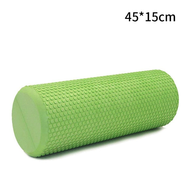 Gym Fitness Yoga Foam Roller Peanut Ball