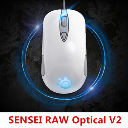 SteelSeries RIVAL106 / SENSEI RAW Optical v2 game mouse - E.Y.U Store