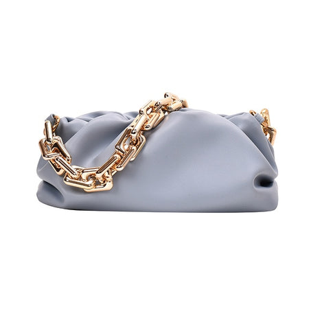 Bag For Women Cloud bag Soft Leather bag