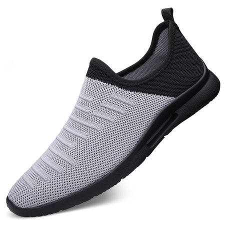 Slip-on Sock Sneakers Breathable Light Shoes - E.Y.U Store