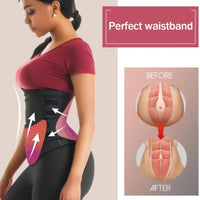 Adjustable Waist Slimming Trimmer Women Shaped clothes - E.Y.U Store