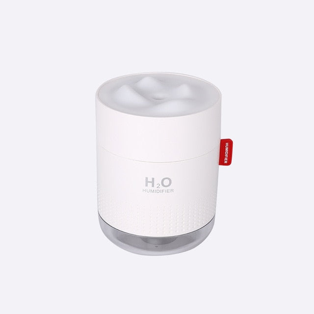 Snow Mountain Portable USB Humidifier