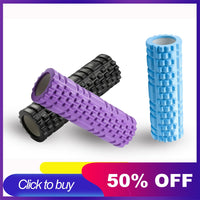Yoga Column  Gym Fitness Foam Roller