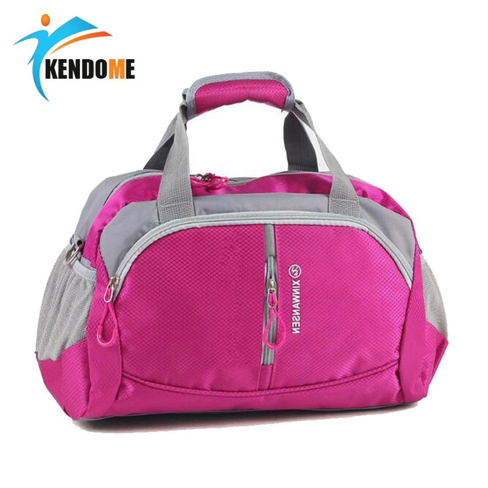 Hot Professional Nylon Waterproof Sports Gym Bag