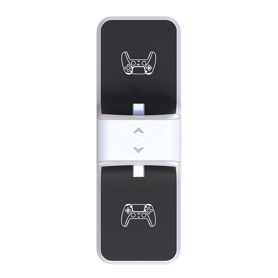 For PS5 Controller Charger Dual USB Fast Charging Dock - E.Y.U Store