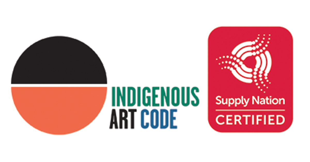 supply nation indigenous owned business indigenous art code ethics