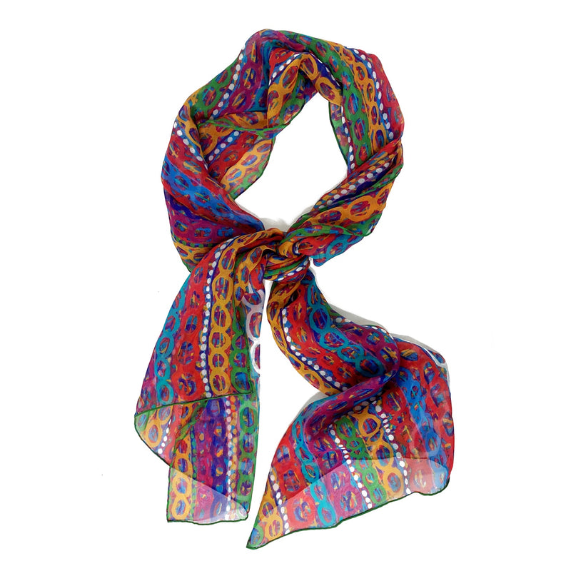Springtime Limited Edition Silk Scarf