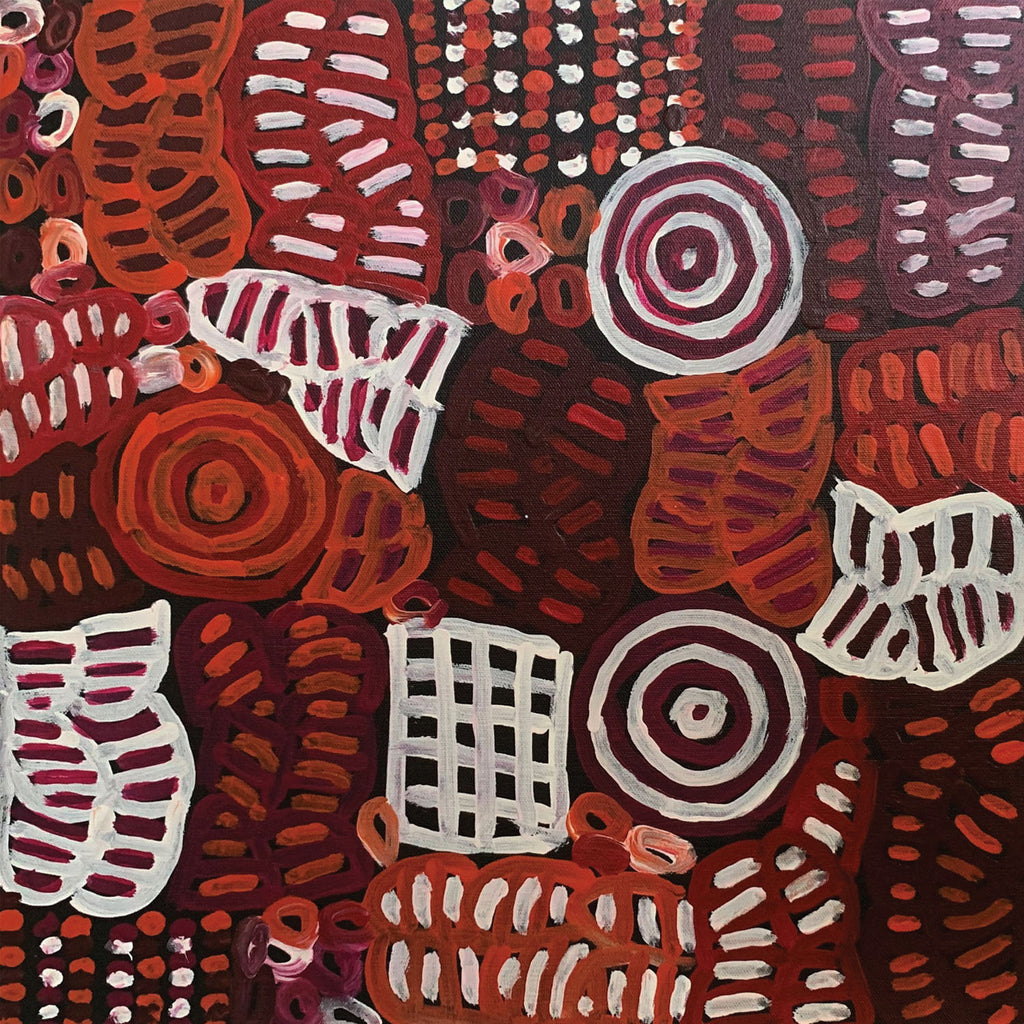 Betty Mpetyane Club - My Mothers story 45x45cm