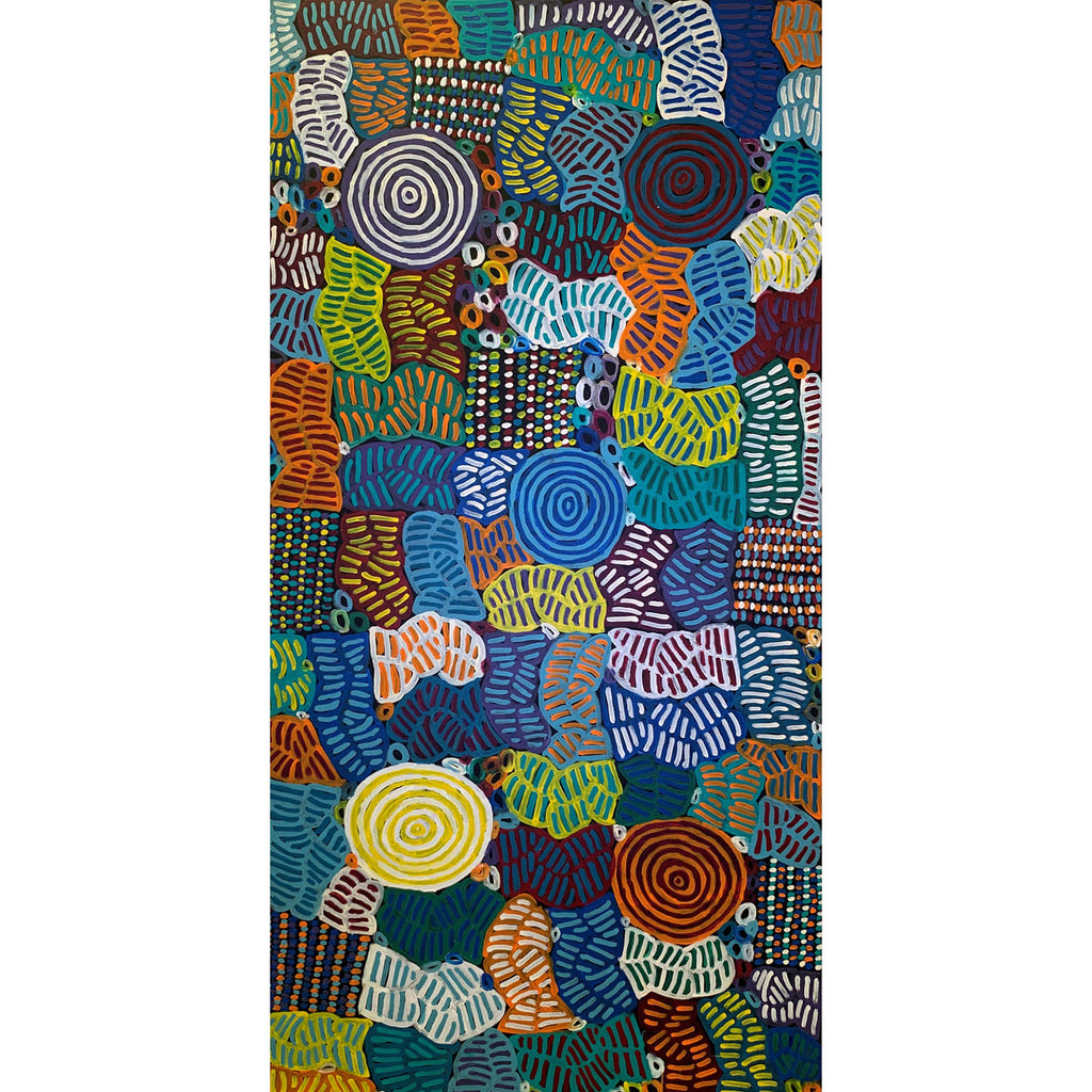 Betty Mpetyane Club - My Mothers story 180x90cm