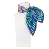 Starfish Square Silk Twill Scarf 55cm x 55cm