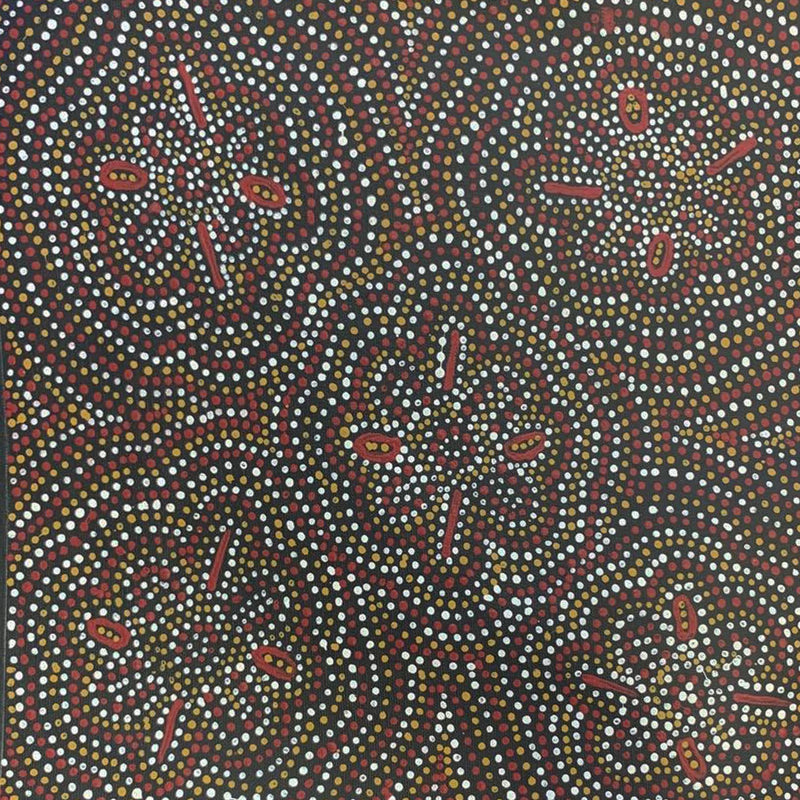 May Lewis Pwerle - Womens Ceremony 2 30x30cm