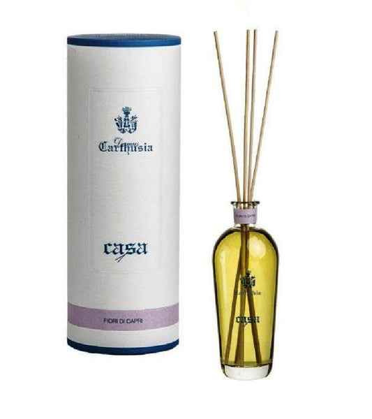 Carthusia Firoi di Capri Exotic Home Fragrance with Mandarin, Bergamot and Cedar Wood - 500 ml