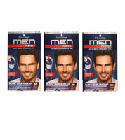3x Pack Schwarzkopf Men Perfect Anti-Grey Hair Gel - 7 Color Varieties - Eurodeal.shop