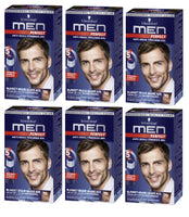 6-Pack Schwarzkopf Men Perfect Hair Gel - 7 Color Varieties - Eurodeal.shop
