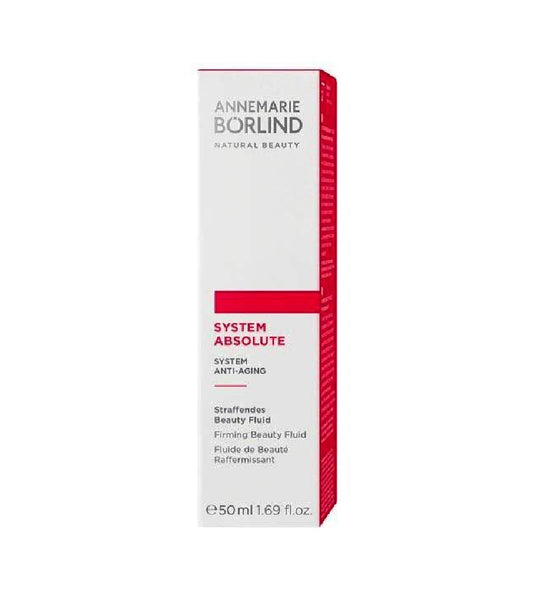 ANNEMARIE BÖRLIND SYSTEM ABSOLUTE ANTI-AGING Firming Beauty Fluid - 50 ml
