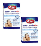 2x Packs ABTEI Beta Carotene Plus Capsules - For Healthy Beautiful Skin - Eurodeal.shop