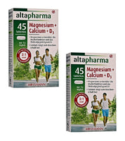 2x Pack Altapharma Dietary Supplement, Silica, Minerals & Vitamins D3 (300) - Eurodeal.shop