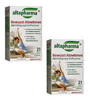 2xPack Altapharma Slimming and Conscious Weight Loss 2-in-1 Solution