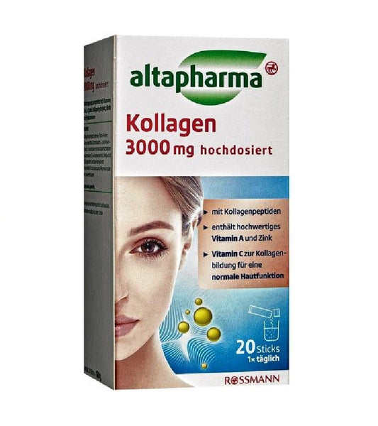 Altapharma Collagen 3,000 mg - 100 g Sticks