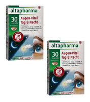 2x Packs Altapharma Eye Vital Day & Night-With Lutein Zeaxanthin+ Zinc - Eurodeal.shop