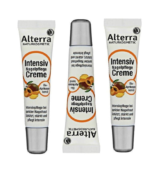 3xPack Alterra Intensive Nail Care Cream - 45 ml
