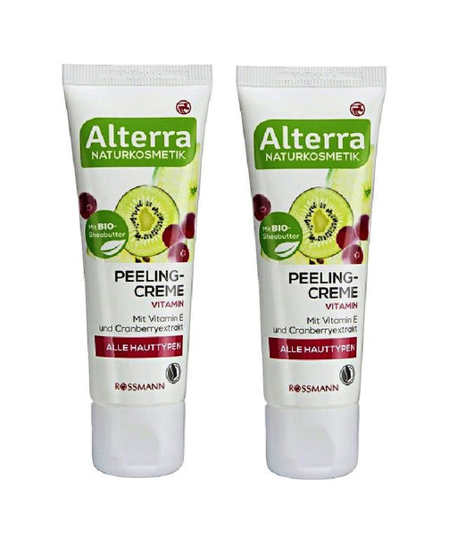 2xPack Alterra Vitamin E Peeling Cream - 100 ml