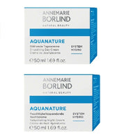 ANNEMARIE BÖRLIND AQUANATURE SYSTEM HYDRO Day & Night Cream Set