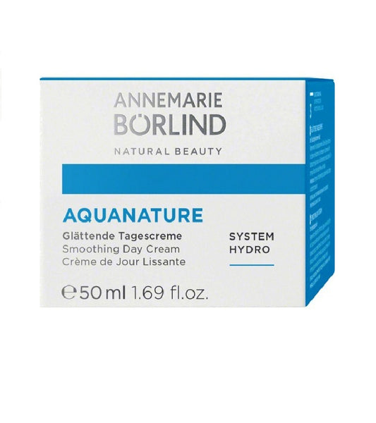 ANNEMARIE BÖRLIND AQUANATURE SYSTEM HYDRO Smoothing Day Cream - 50 ml