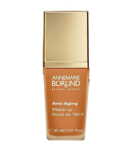 ANNEMARIE BÖRLIND Natural Beauty Anti-Aging Liquid Foundation for Women - 6 Shades