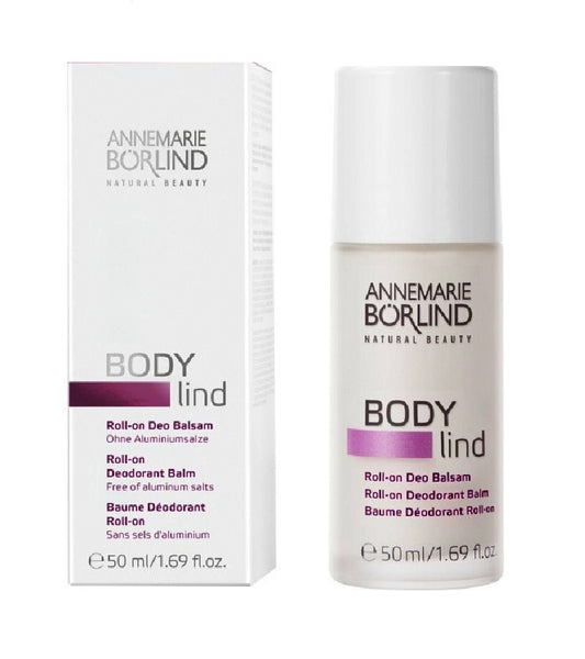 ANNEMARIE BÖRLIND BODY Lind Roll-on Deodrant Balm 50 ml