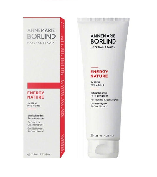 ANNEMARIE BÖRLIND ENERGYNATURE SYSTEM PRE-AGING Refreshing Cleansing Gel
