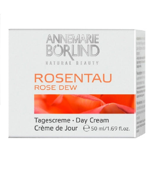 ANNEMARIE BÖRLIND ROSE DEW HYDRO STIMULANT Day Cream - 50 ml