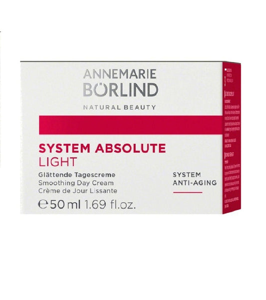 ANNEMARIE BÖRLIND SYSTEM ABSOLUTE SYSTEM ANTI-AGING Day Cream Light - 50 ml