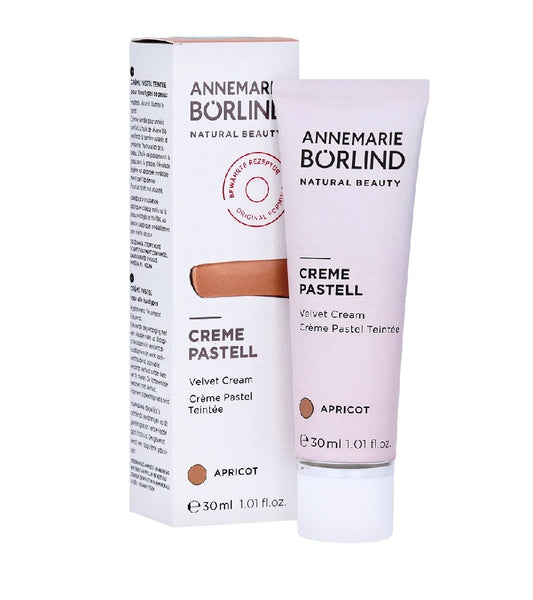 ANNEMARIE BÖRLIND  -Cream Pastel Apricot - for All Skin Types - 30 ml